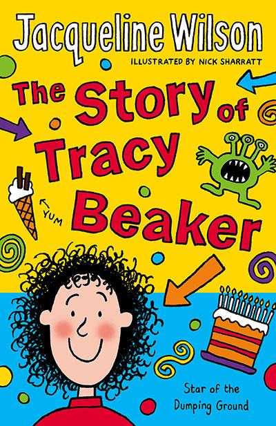 The Story of Tracy Beaker - Jacket