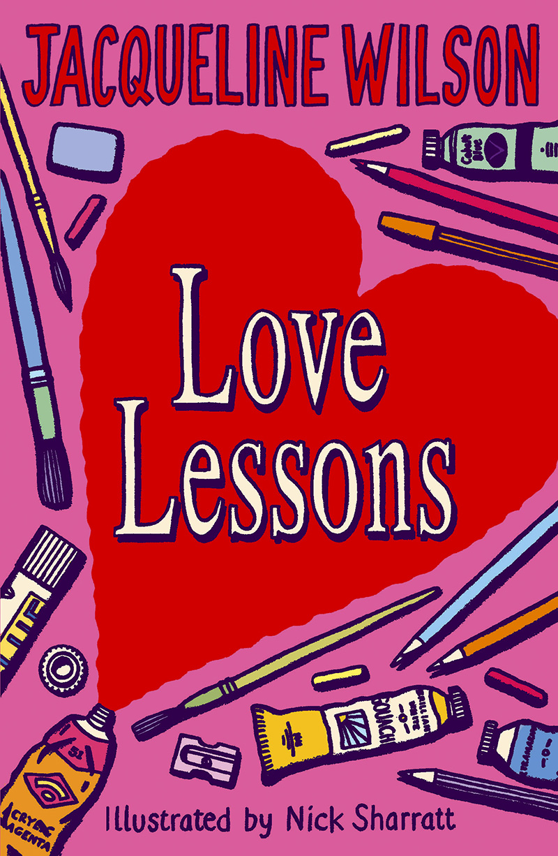 Love Lessons - Jacket