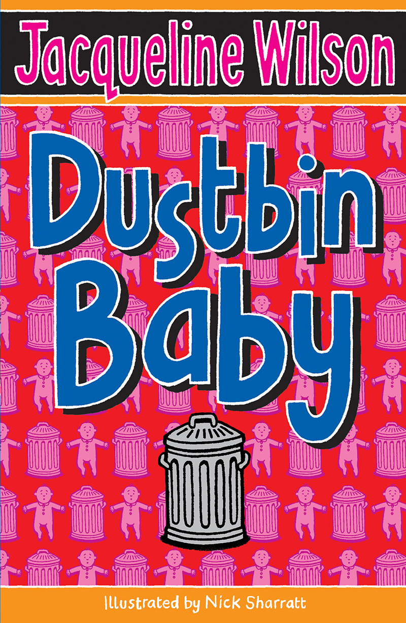 Dustbin Baby - Jacket