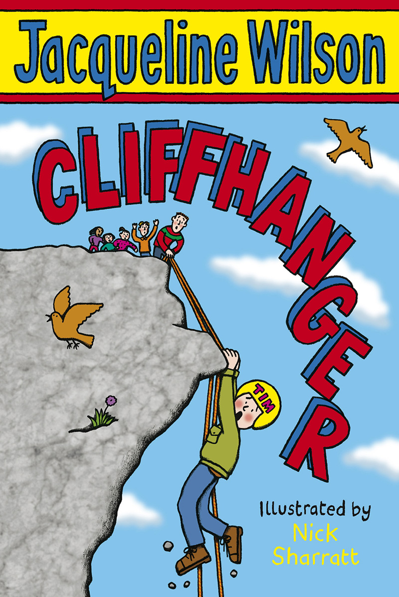 Cliffhanger - Jacket
