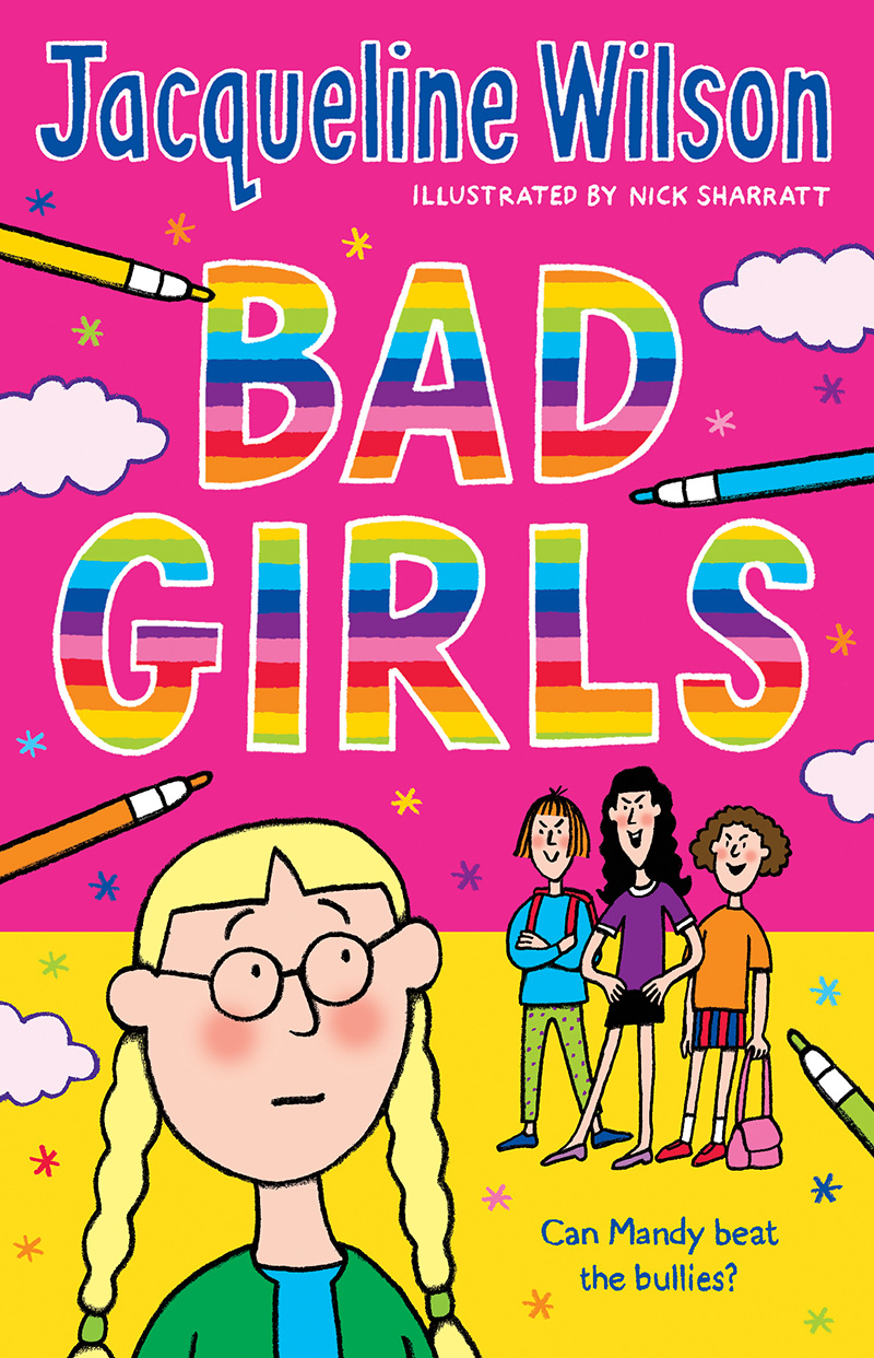Bad Girls - Jacket