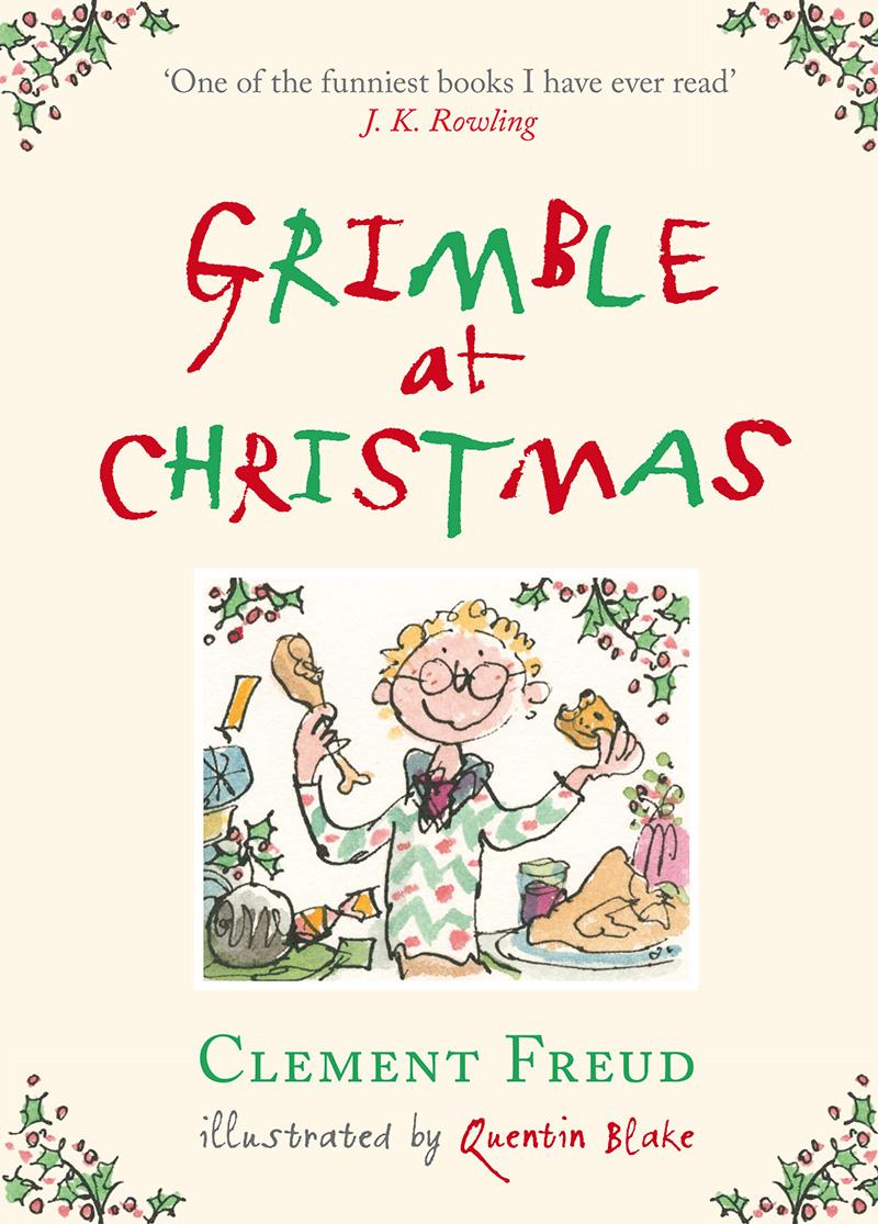 Grimble at Christmas - Jacket