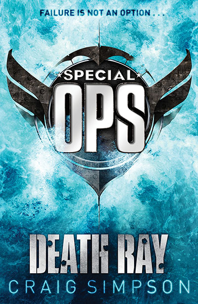 Special Operations: Death Ray - Jacket