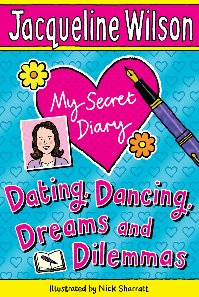 My Secret Diary - Jacket