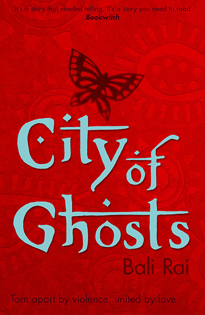 City of Ghosts - Jacket