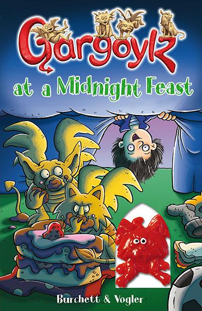 Gargoylz at a Midnight Feast - Jacket