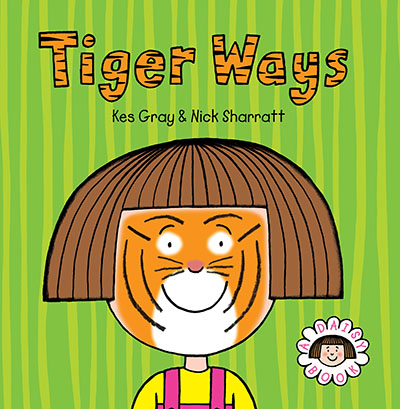 Daisy: Tiger Ways - Jacket