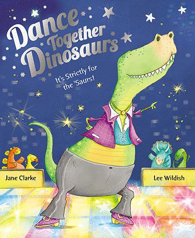 Dance Together Dinosaurs - Jacket