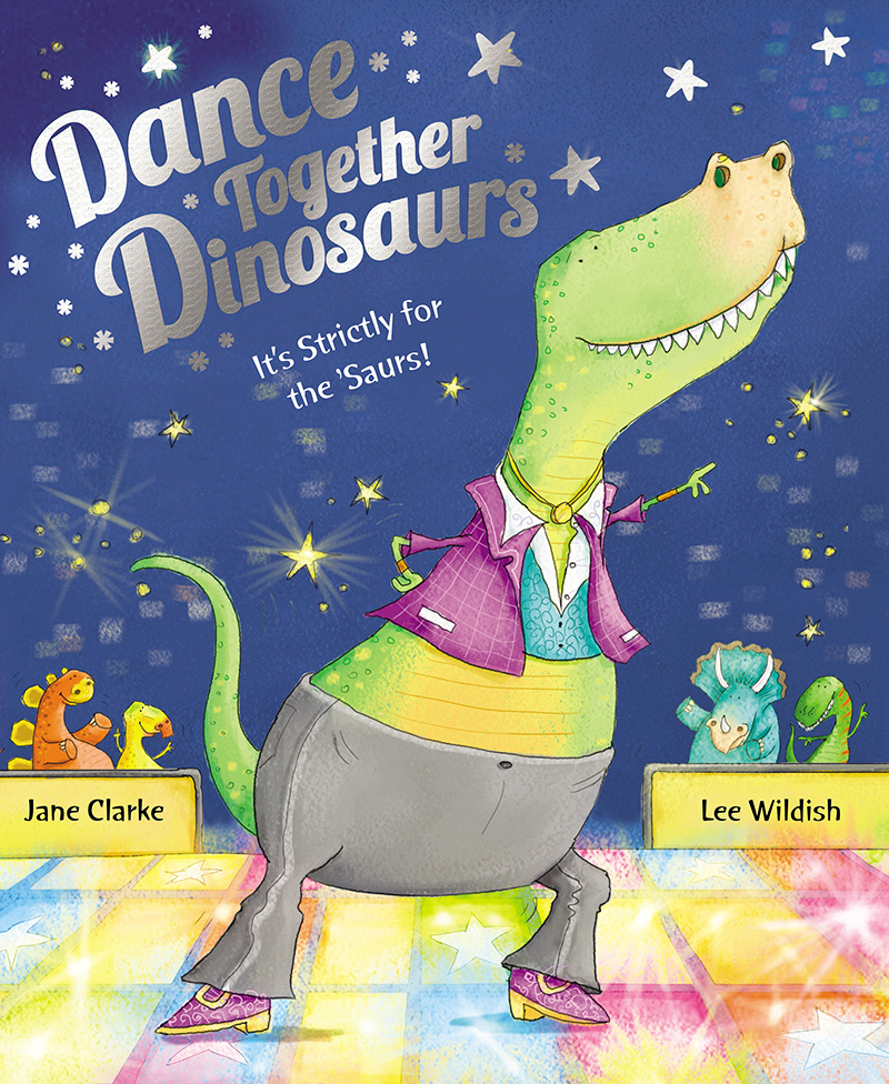 Dance Together Dinosaurs - Jacket