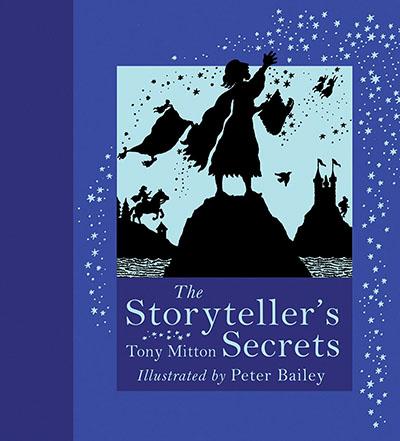 The Storyteller's Secrets - Jacket