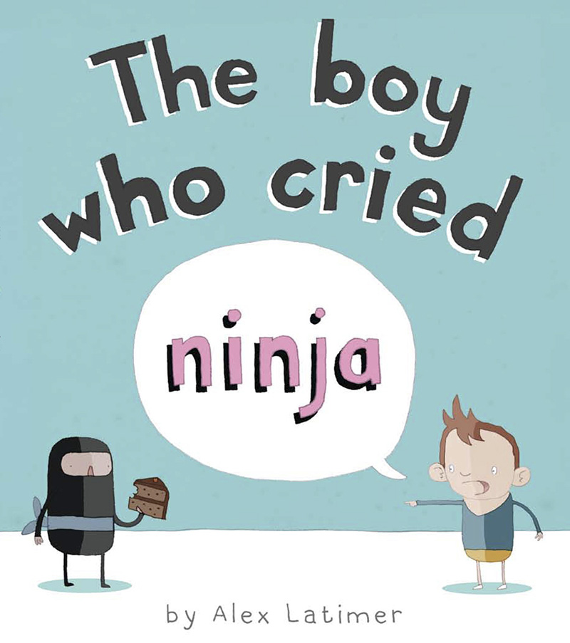 The Boy Who Cried Ninja - Jacket