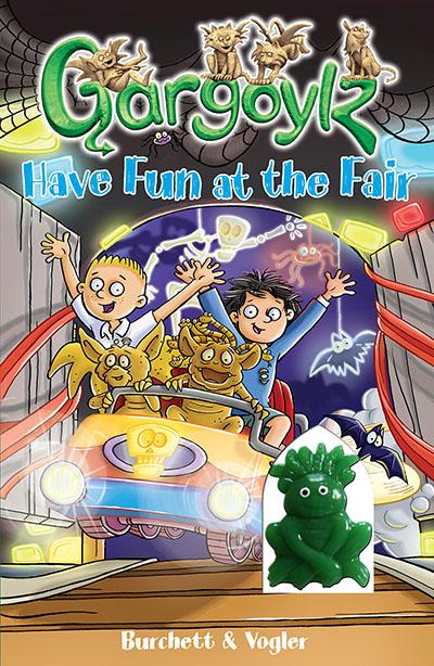 Gargoylz Have Fun at the Fair - Jacket