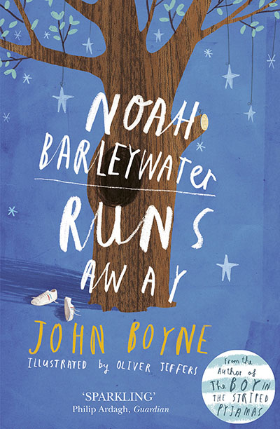 Noah Barleywater Runs Away - Jacket