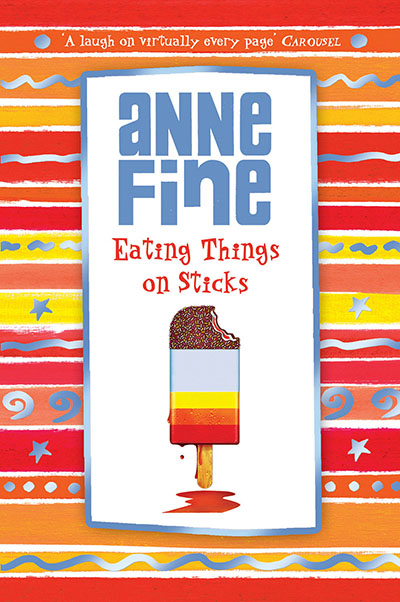 Eating Things on Sticks - Jacket