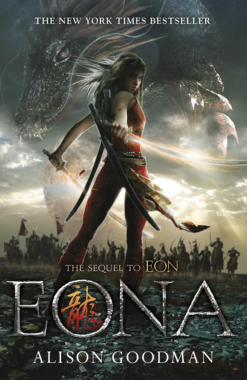 Eona: Return of the Dragoneye - Jacket