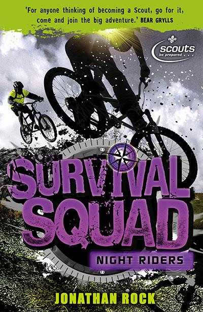 Survival Squad: Night Riders - Jacket