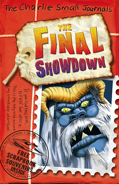 Charlie Small: The Final Showdown - Jacket