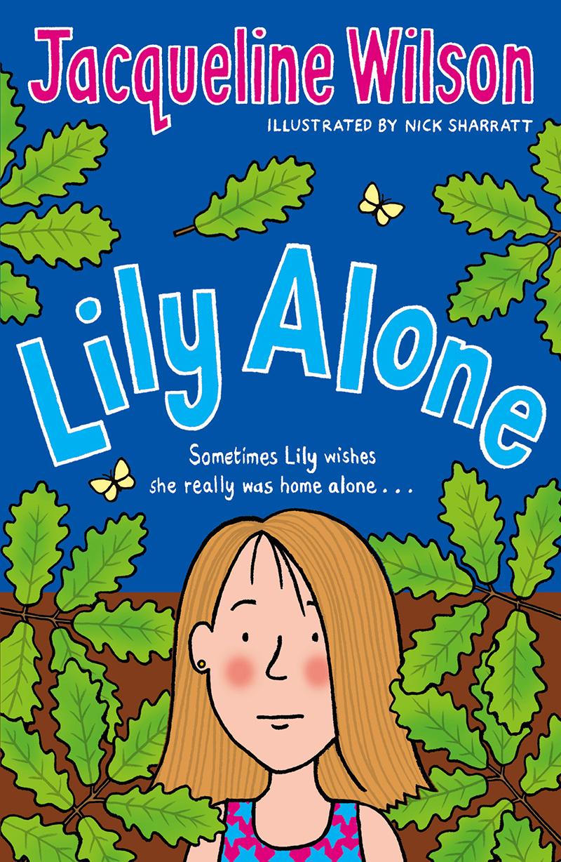 Lily Alone - Jacket