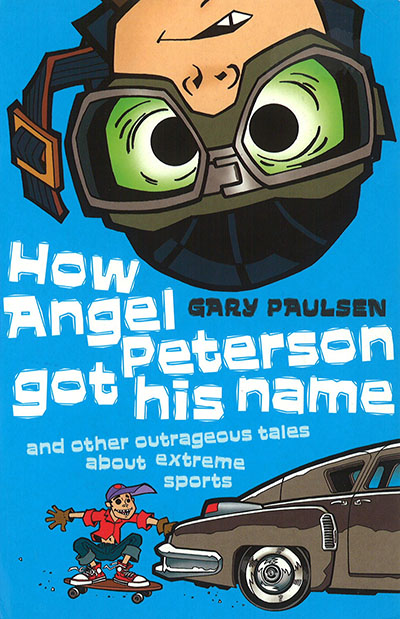 How Angel Peterson Got His Name - Jacket