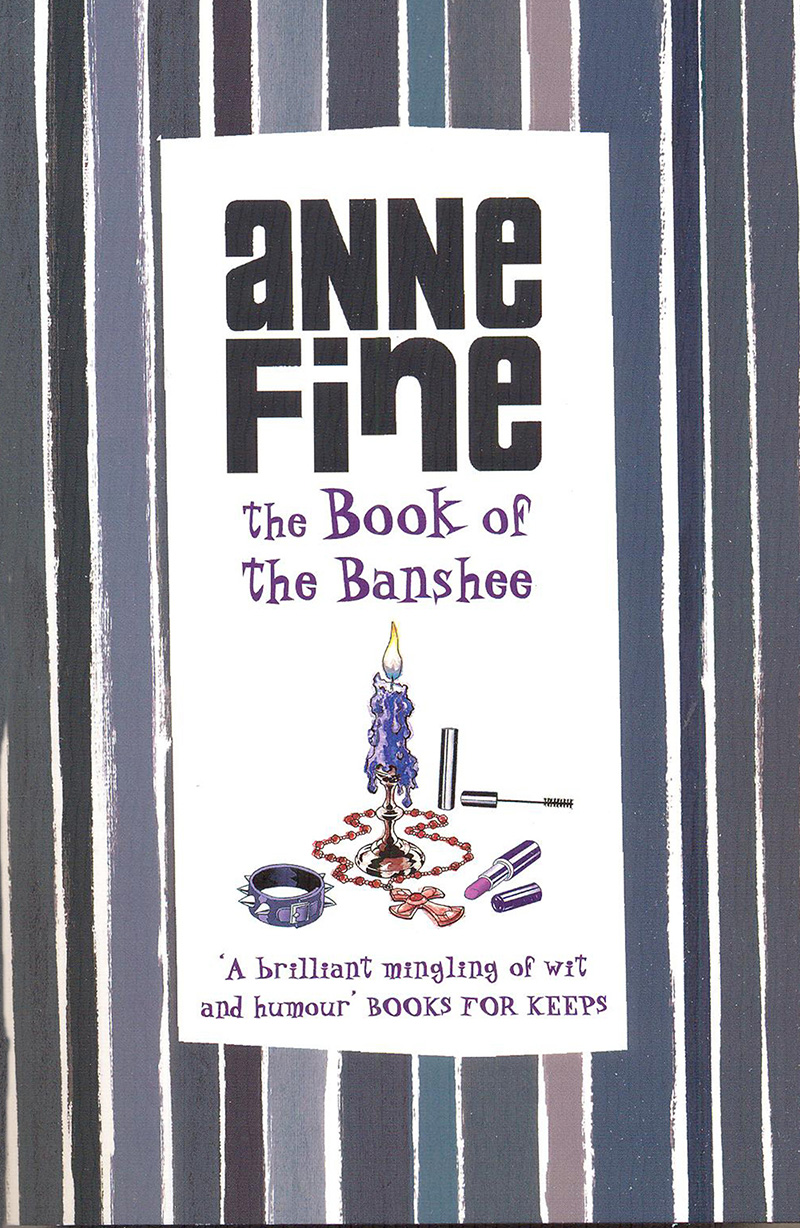 The Book Of The Banshee - Jacket