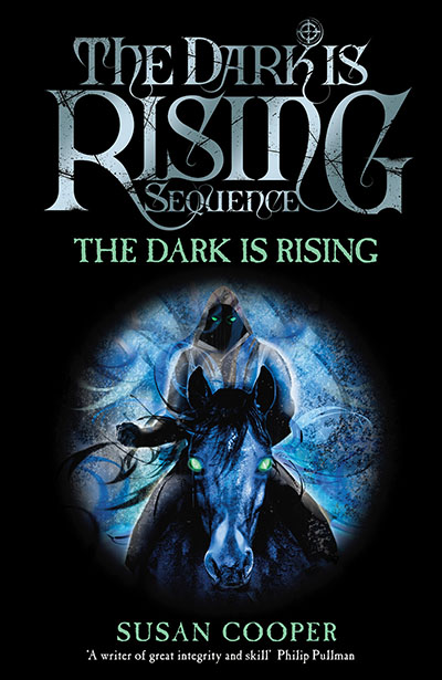 The Dark Is Rising - Jacket