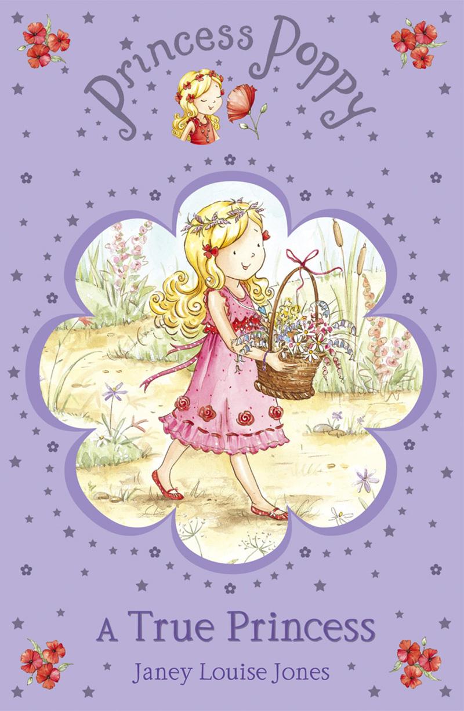 Princess Poppy: A True Princess - Jacket