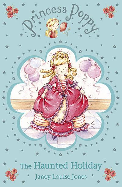 Princess Poppy: The Haunted Holiday - Jacket