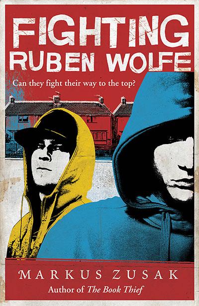 Fighting Ruben Wolfe - Jacket