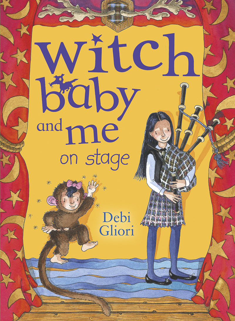 Witch Baby and Me On Stage - Jacket