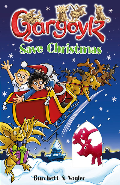 Gargoylz Save Christmas - Jacket