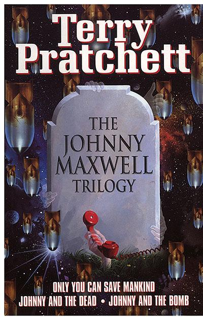 Johnny Maxwell Trilogy - Jacket