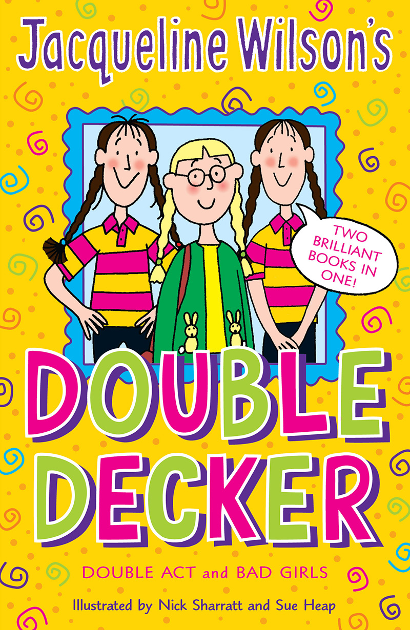 Jacqueline Wilson Double Decker - Jacket