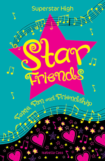 Superstar High: Star Friends - Jacket