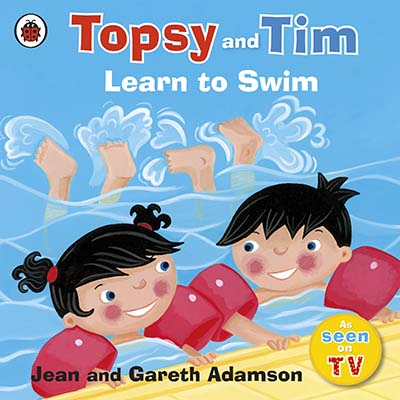 Topsy and Tim: Learn to Swim - Jacket