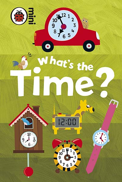 Early Learning: What's the Time? - Jacket
