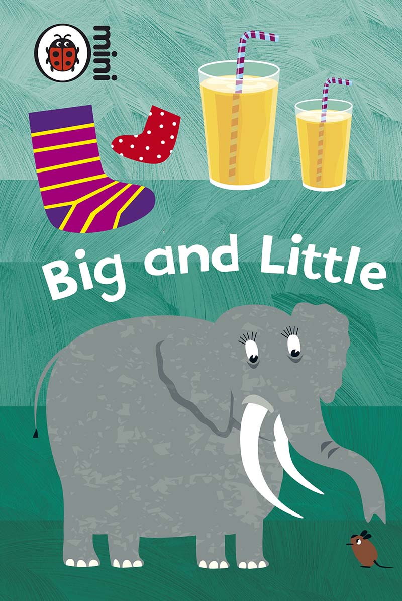 Early Learning: Big and Little - Jacket