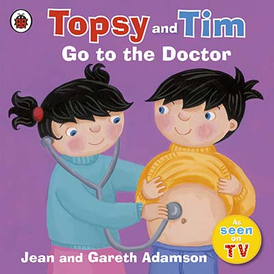 Topsy and Tim: Go to the Doctor - Jacket