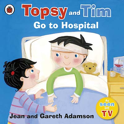 Topsy and Tim: Go to Hospital - Jacket