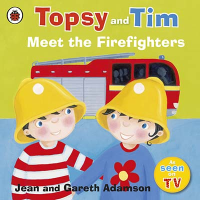 Topsy and Tim: Meet the Firefighters - Jacket