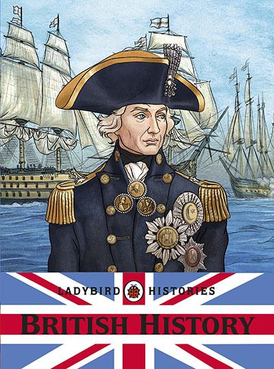 Ladybird Histories: British History - Jacket