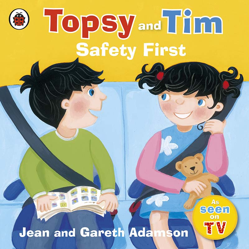 Topsy and Tim: Safety First - Jacket