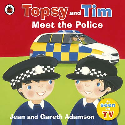 Topsy and Tim: Meet the Police - Jacket