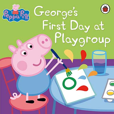 Peppa Pig: George's First Day at Playgroup - Jacket