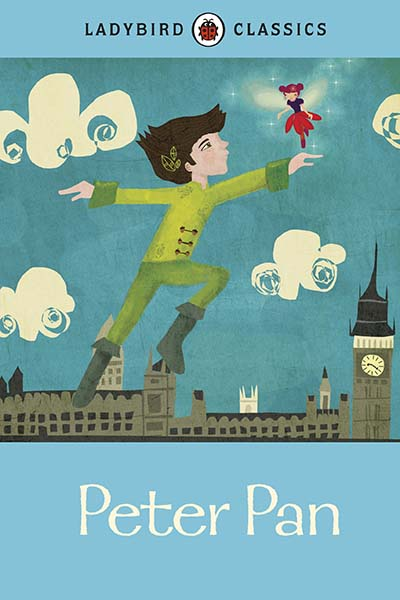 Ladybird Classics: Peter Pan - Jacket