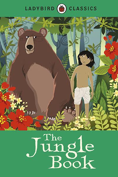 Ladybird Classics: The Jungle Book - Jacket