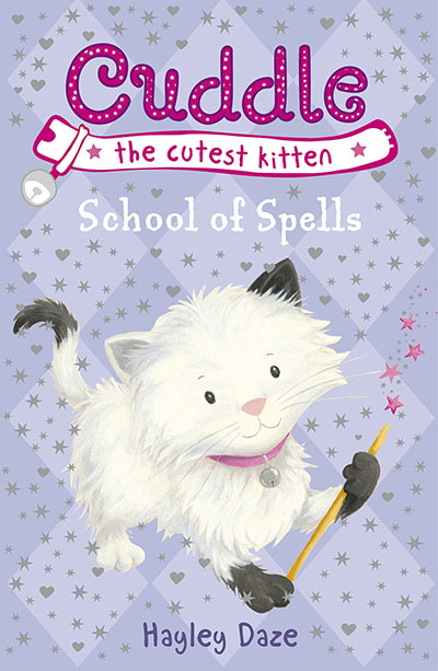 Cuddle the Cutest Kitten: School of Spells - Jacket