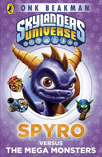 Skylanders Mask of Power: Spyro versus the Mega Monsters - Jacket