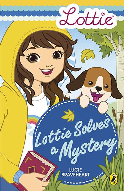 Lottie Dolls: Lottie Solves a Mystery - Jacket