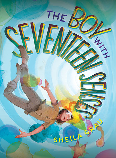 The Boy with 17 Senses - Jacket