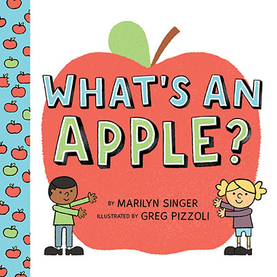 What's an Apple? - Jacket